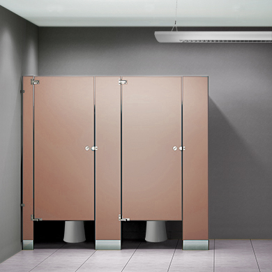 Flush Metal Partitions Cleaning Your Bathroom Partition