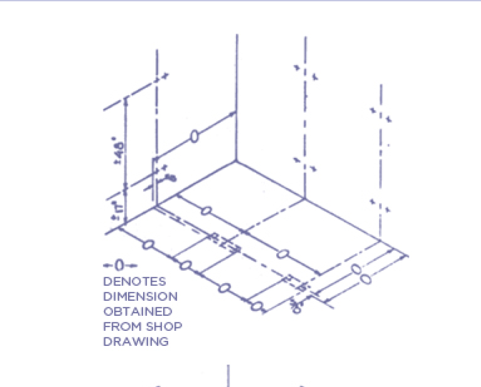 Flush Metal Partitions Products - Bathroom partition installation instructions